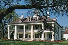 Historic Houmas House, Great River Road at Burnside, Louisiana, LA --- Postcard
