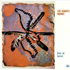 Live at Laren by Lee Konitz Nonet/Lee Konitz (CD, Dec-1986, Soul Note (Italy)
