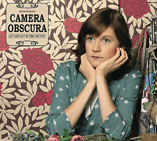 Camera Obscura Lets Get Out Of This Country vinyl LP NEW sealed