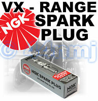 NGK VX - V Grooved Spark Plug For SCORPA 250cc SY 250 Racing 01-->09