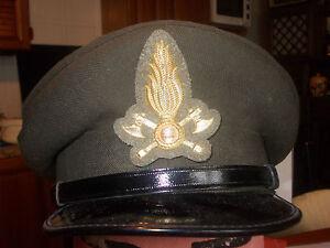 WW2 CAPPELLO POMPIERE VIGILE DEL FUOCO TAGLIA 57   CAP1