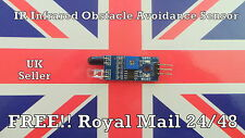 IR Infrared Obstacle Avoidance Sensor Module Arduino Smart Car Robot UK Stock