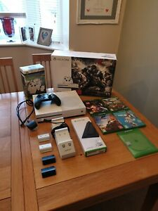 Microsoft Xbox One S 1TB Console - White .+ games and accessories