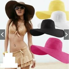 Wide Brim Beach Sun all Season Hats