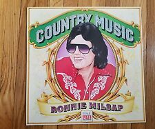 Ronnie Milsap Country Music 1981 Time Life NM Vinyl LP NM record cover BEAUTY