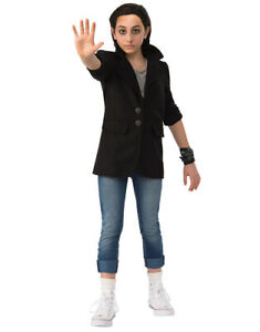 Kids Elevens Stranger Things 2 Punk Look Dlx Costume L Age 8-10 Height 142-152cm