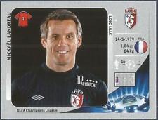 PANINI UEFA CHAMPIONS LEAGUE 2012-13- #409-LILLE-MICKAEL LANDREAU