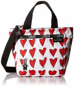 LeSportsac Women's X Peter Jensen Mini Picture X-Body Tote Bag in Richard