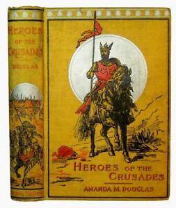 THE CRUSADES Gustave Dore KNIGHTS TEMPLAR Christian Islam FREEMASONRY Holy Land