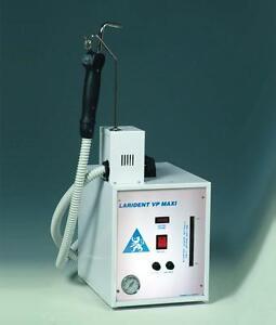 Dampfstrahlgerät Larident/Plyno GV Maxi Reinigungsgerät Zahntechnik Dental