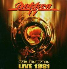 Dokken - From Conception Live 1981 +3 BONUSTRACKS CD NEU OVP
