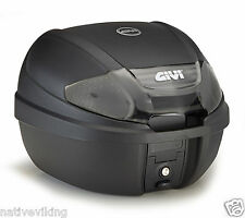 Honda CBF125 GIVI rear rack SR157 and GIVI E300 TECH top box IN STOCK top case