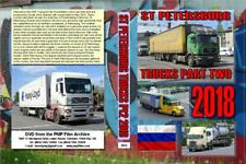 3824. St Petersburg. Trucks. May 2018. We continue with our enthralling look at