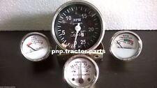 Allis Chalmers 170,175,180,185,90,200,210, 220 Tachometer Temp Fuel Gauge Amp