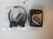 Koss Pp147 Digital Portable Stereo Radio/Cassette Player Vgc w/New Koss Headset