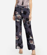 Johnny Was Midnight Rose Velvet Pant Size XL NWT