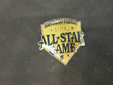 MLB- 1992 ALL-STAR BASEBALL GAME IN SAN DIEGO  LOGO PIN