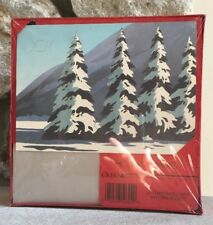 Christmas Cards with Envelopes, Set of 20