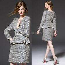 Rayon Long Sleeve Regular Dresses for Women