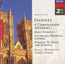 eorg Friederich Handel - Handel Coronation Anthems [CD]