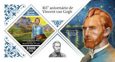 Guinea Bissau 2018 Vincent van Gogh paintings  S201811