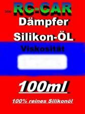 Carson Stoßdämpferöl Silikonöl höchste Reinheit Viskosität 1000 2000 3000 100 ml