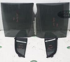 MITSUBISHI L200 KB4T DI-D 2006-2014 REAR DOOR WINDOWS GLASS FACTORY TINTED