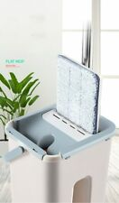 Magic Automatic Spin Self Cleaning Mop Flat With 4PCS/7PCS/10PCS Replacement Mop