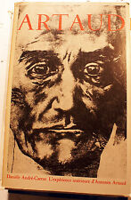 ARTAUD/L'EXPERIENCE INTERIEURE D'ANTONIN../D.A.CARRAZ/ED CHERCHE MIDI/1981