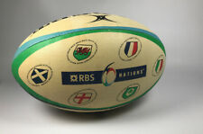 Gilbert Six Nations Rugby Flag Ball Size 5
