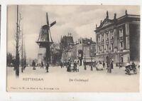 Rotterdam De Coolsingel Netherlands Vintage U/B Postcard 027b