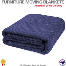 Heavy Duty 1.8m x 3.4m Quilted Moving Blanket Padded Furniture Removalist Pad