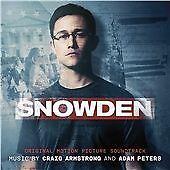 Craig Armstrong Adam Peters - Snowden New CD