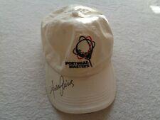 New listing 2008 ALVARO QUIROS Signed golf cap. Professional golfer winner of the 2008 P