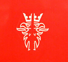 1:50 Scale White Scania Griffin, Clear Laser Print Decal  * Brand New *