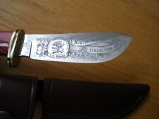 2002 BUCK 103 HERITAGE COLLECTION  COCOBO/BRASS KNIFE