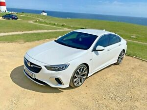 2018 VAUXHALL INSIGNIA GSI NAV 2.0T PETROL 4X4 WHITE 260BHP AUTO PETROL NOT VXR