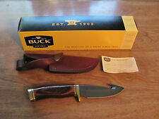 Buck Knife 191 Zipper w/Rosewood Handle BOS Stamp, CPM 154 New in Box!