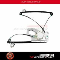 2001-2003 New Window Regulator w/ Motor for BMW 525i Front Passenger Side