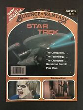 Science Fantasy Film Classics #3 1978 No Poster