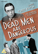 Dead Men Are Dangerous DVD (2014) Robert Newton ***NEW***