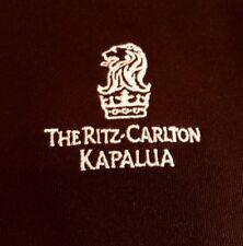 Ritz Carlton Kapalua Maui Woman's brown XL Under Armour workout shirt brand new!