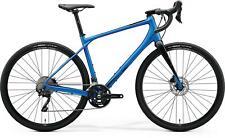 Merida SILEX 400 XS BLU 2020  road bike gravel - fitness 20 speed Disc brakes