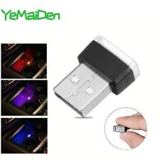 Car interior USB Ambient Light Mini Small USB LED Bulb Auto Decorative stylish
