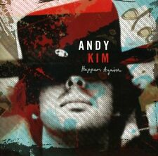 ANDY KIM - Happen Again (CD, 2011, Angel Air) Barenaked Ladies, Ed Robertson
