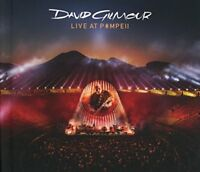 David Gilmour - Live At Pompeii [CD] Sent Sameday*