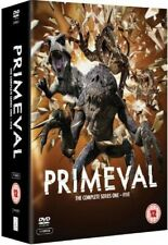 Primeval - The Complete Collection Series 1 to 5 DVD