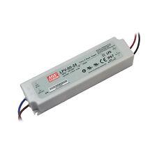 LED Einbau-Netzteil Meanwell 24V 60W IP67 LPV-60-24