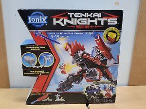 Ionix Tenkai Knights 148Pcs War Stallion #11002