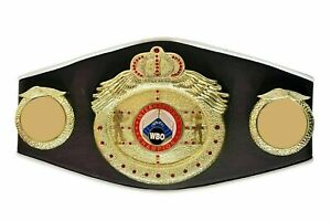 WBO Boxing International Championship Replica Belt Adult Full Size